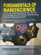 Fundamentals  Of Nanoscience - S  Krishnamoorthi