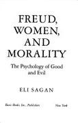 Freud Women & Morality None detail