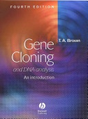 Gene Cloning And Dna Analysis An Introduction None detail