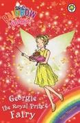 Georgie The Royal Prince Fairy Daisy Meadows detail