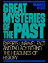 Great Mysteries Of The Past None detail