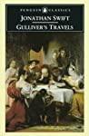 Gullivers Travels Jonathan Swift Michael Foot Peter Dixon John Chalker  detail