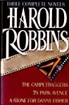 Harold Robbins Three Complete Novels Robbins Harold detail