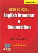High School English Grammar And Composition - Pc  Wren & Martin