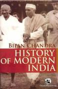 History Of Modern India Bipan Chandra detail