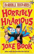 Horribly Hilarious Joke Book Horrible Histories Terry Deary detail
