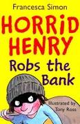 Horrid Henry Robs The Bank Book 17 - Na