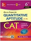 How To Prepare Forquantitative Aptitude For The Cat  Arun Sharma detail