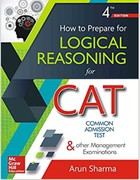 How To Prepare For Logical Reasoning For Cat  Arun Sharma detail