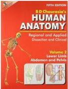 Human Anatomy Regional  Bd Chaurasia detail