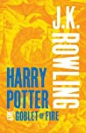 Harry Potter And The Goblet Of Fire Harry Potter #4 Jk Rowling detail
