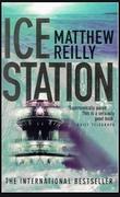 Ice Station Matthew Reilly detail