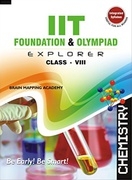 Iit Foundation And Olympaid Explorer Chemistry  Class 8 Bma Brain Mapping Academy detail