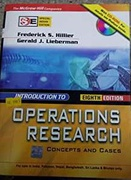 Introduction To Operations Researchconcepts And Cases With Cdspecial Indian Edition - Frederick S Hillier