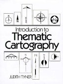 Introduction To Thematic Cartography Tyner Judith A  detail