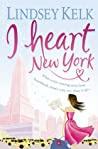 I Heart New York I Heart #1 Lindsey Kelk detail