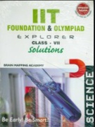 Iit Foundation & Olympiad Explorer Science Class - 7 - Bma Learning Solutions