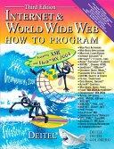 Internet & World Wide Web How To Program Detiel Goldbergdeitel detail