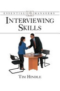 Interviewing Skills Essential Managers Hindle Tim detail