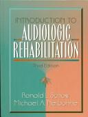 Introduction To Audiologic Rehabilitation Wong Roderick detail