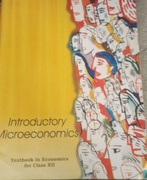 Introductory Microeconomics Text Book In Economics Class Xii - Ncert