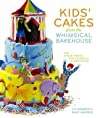 Kids Cakes From The Whimsical Bakehouse And Other Treats For Colorful Celebrations Hansen Kayehansen Liv detail