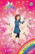 Kayla The Pottery Fairy Daisy Meadows detail