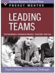 Leading Teams Expert Solutions To Everyday Challenges Harvard Business School Press detail