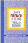 Learn French In 30 Days Through English Bhavna Chopra detail