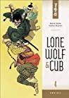 Lone Wolf And Cub Omnibus 4 Kazuo Koike detail