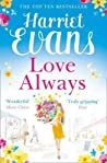 Love Always Harriet Evans detail