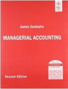 Managerial Accounting - James Jiambalvo