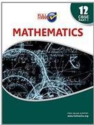 Mathematics Class 12 Part 1 Full Marks detail