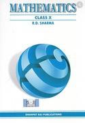 Mathematics For Class 10 Rd Sharma detail