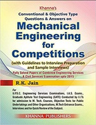 Mechanical Engineering For Competitions Rk Jain detail