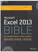Microsoft Excel 2013 Bible John Walkenbach detail