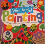 Mini Artist Painting - Fiona Gowen