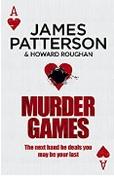 Murder Games James Patterson detail