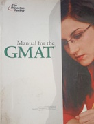 Manual For The Gmat - The Princeton Review