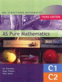 Mei As Pure Mathematics 3Rd Edition Mei Structured Mathematics A+As Level None detail