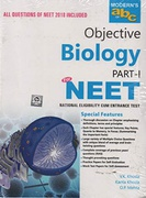 Modern Abc Objective Biology Part 1 And Part 2 Vkkhosla detail