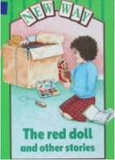 New Way Green Level Platform Book - The Red Doll