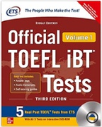 Official Toefl Ibt Tests With Audio Ets detail