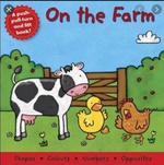 On The Farm Board Book Deluxe Igloo Books detail