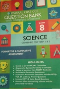 Oswaal Cbse Cce Question Bank With Complete Solutions For Class 8 Combined Term 1  - Panel Of Experts