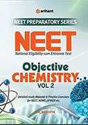Objective Chemistry For Neet - Vol 2 Rk Gupta detail