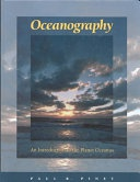 Oceanography An Introduction To The Planet Oceanus None detail