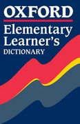 Oxford Elementary Learners Dictionary None detail