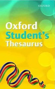 Oxford Students Thesaurus 2007 Edition None detail
