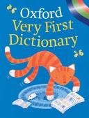 Oxford Very First Dictionary Kirtley Clarebirkett Georgie detail